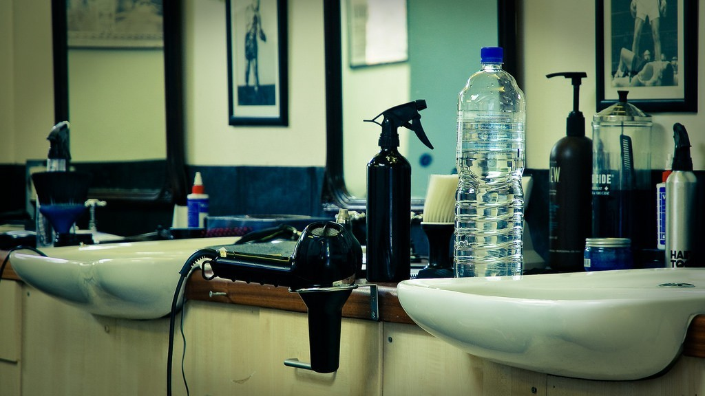 essential barber shop tools